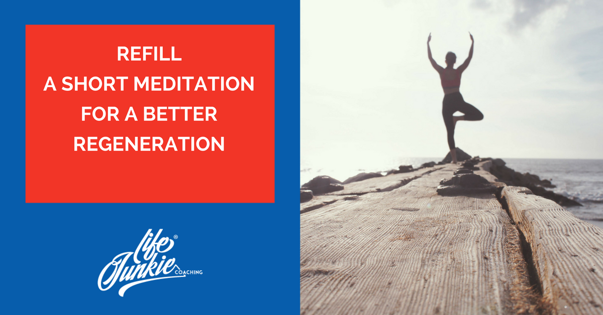 Revitalize in 10 Minutes with this – yes! – doable Meditation