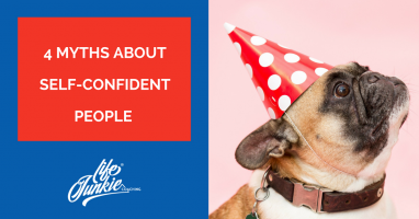4 myths about self-confident people