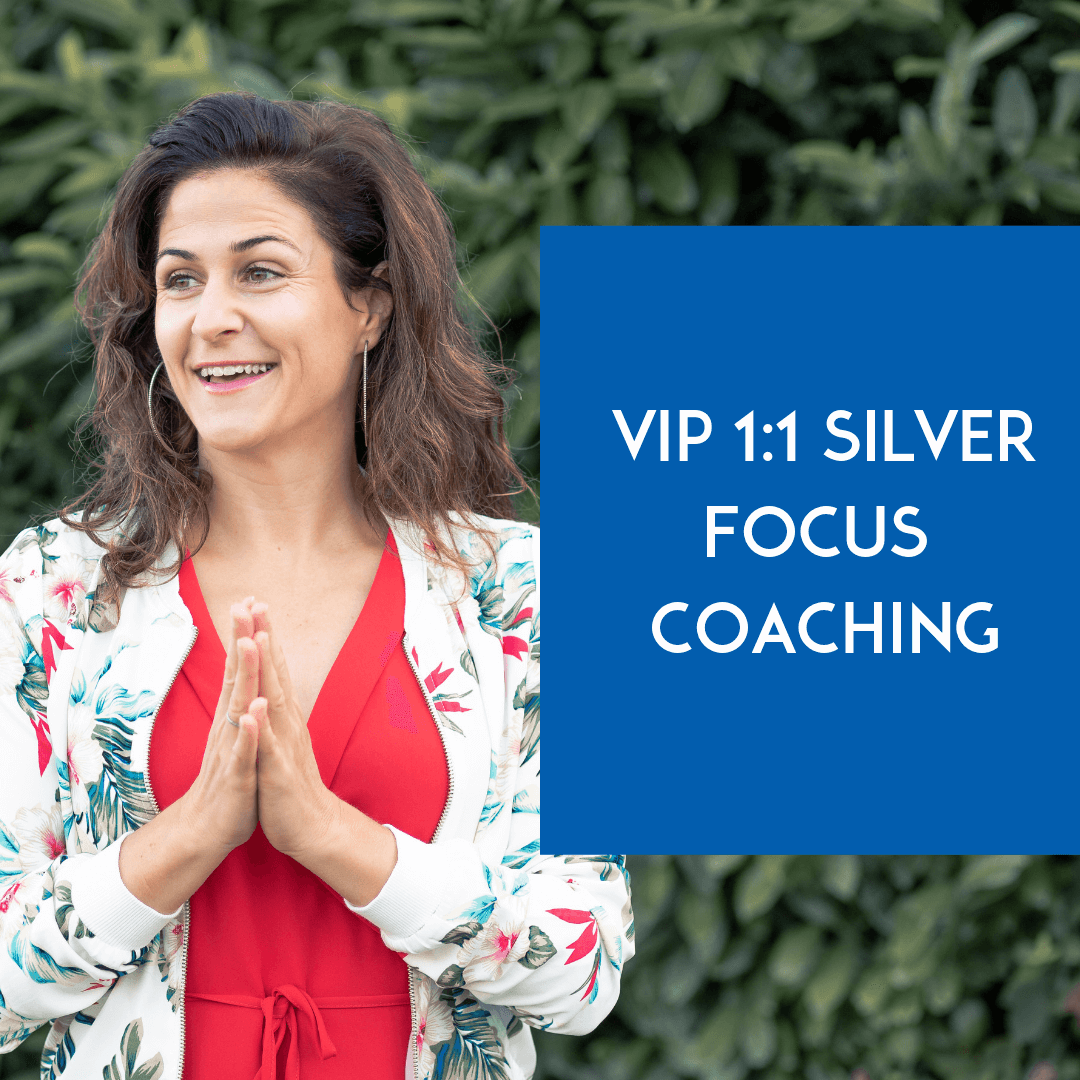 VIP Silver: Focus Coaching Process 1:1