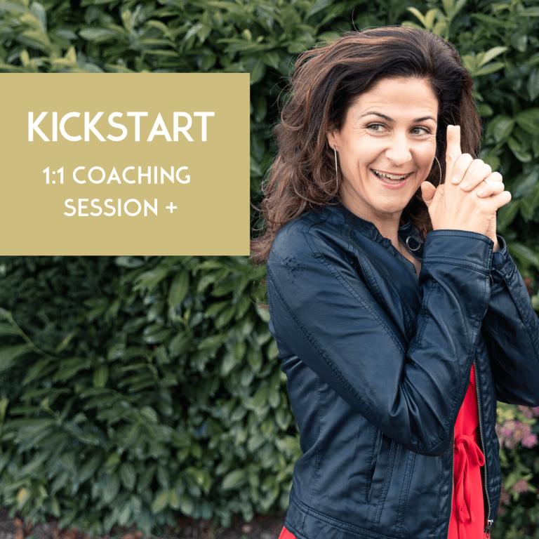 Kickstart 1:1 Coaching