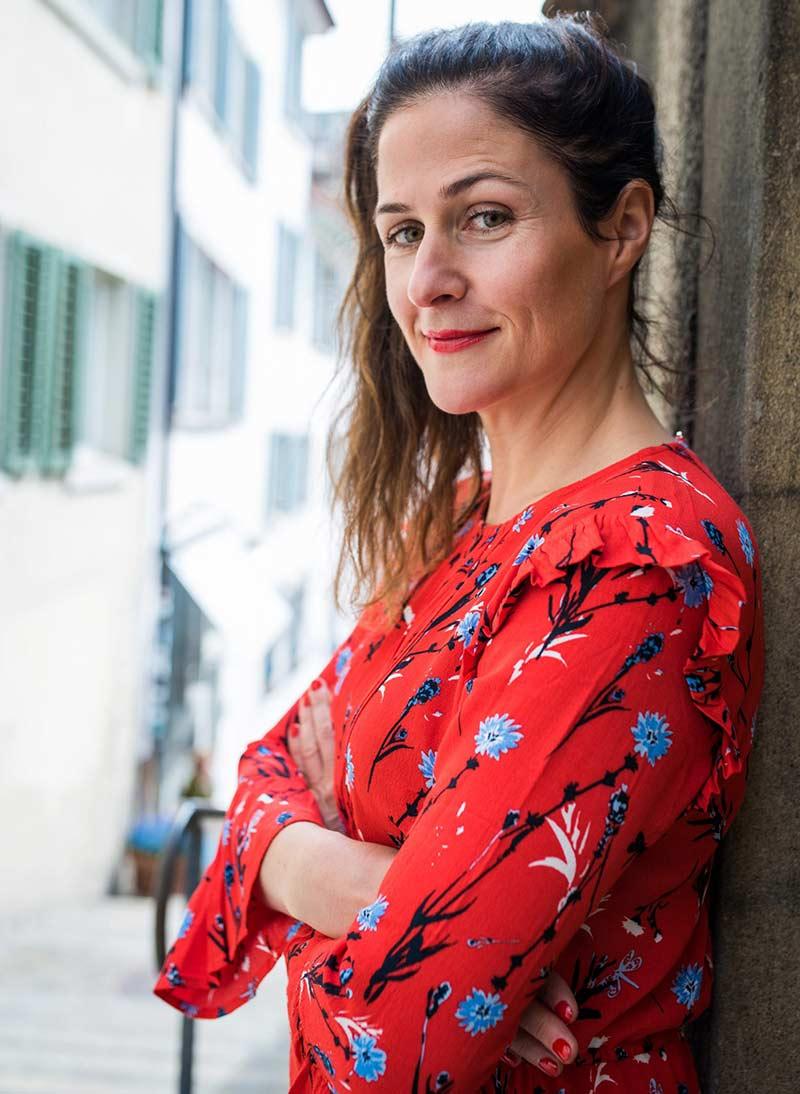 Nicole Haut-Cavegn, Self-Empowerment-Coach.